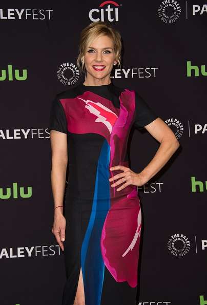 Rhea Seehorn at PaleyFest