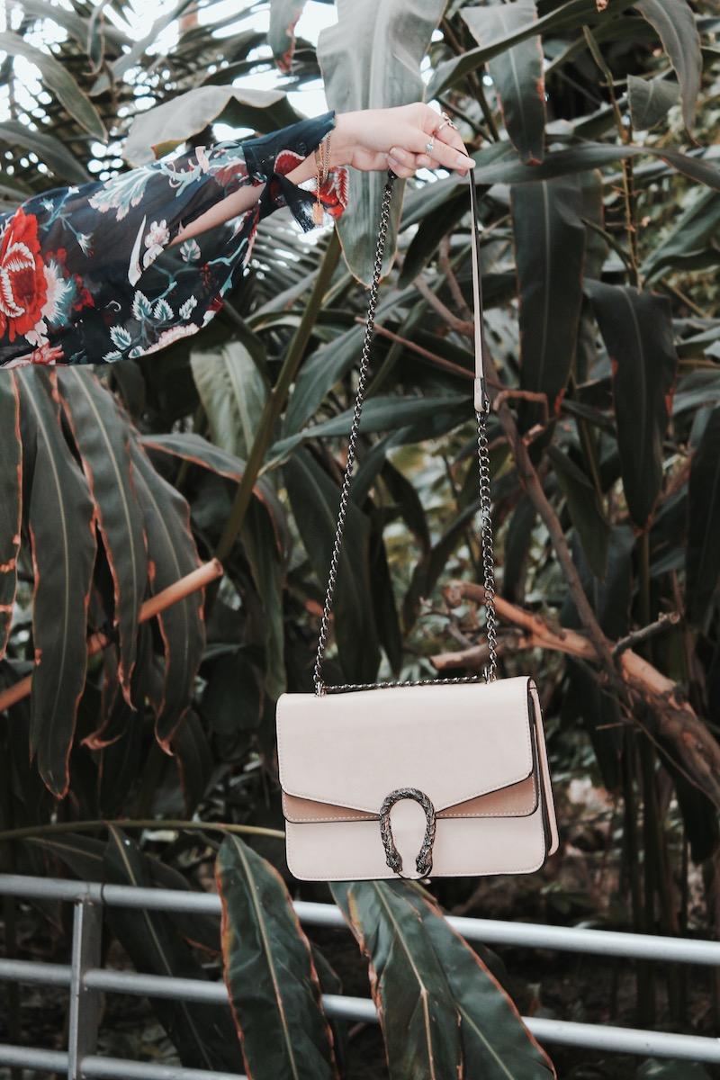 bag inspired Dionysus Gucci