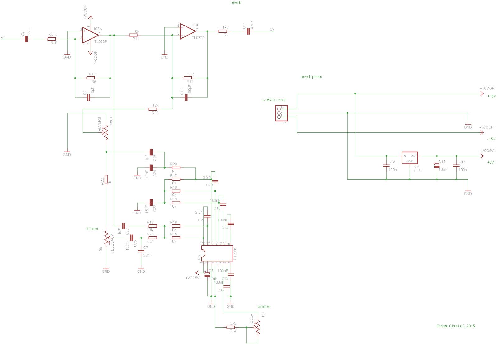amp schematic davide gironi: behringer v-tone gmx212 hybrid tube ...