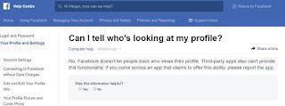 Aplikasi Who Viewed My Facebook Profile
