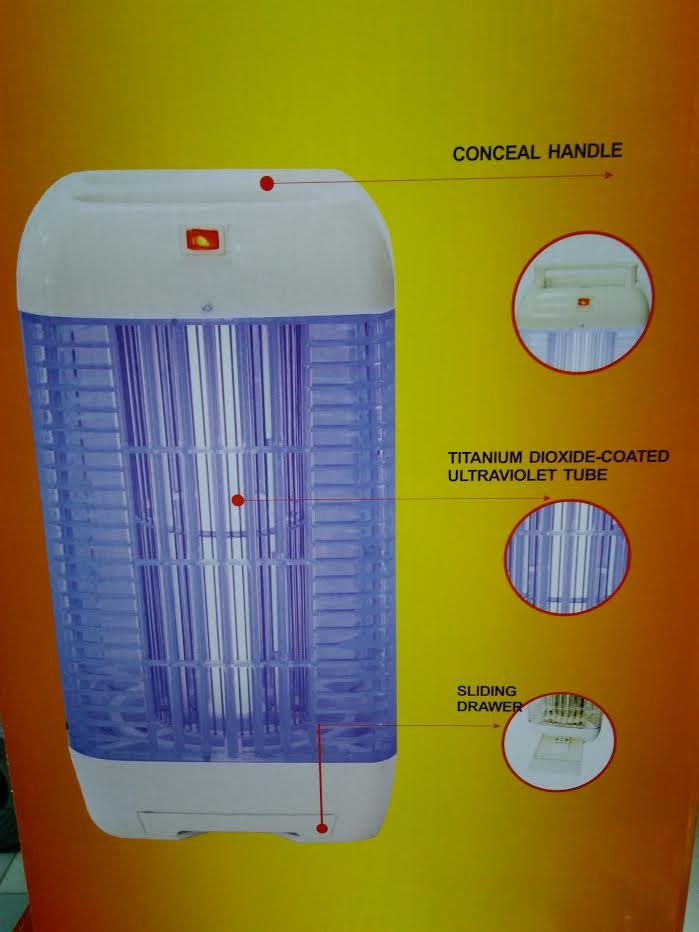 ProSMK Tower Series Zika Mosquito Insect Killer @ RM 180 Only!