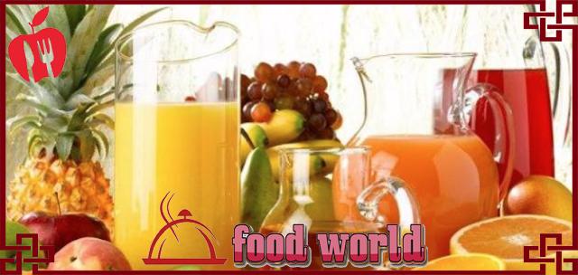 healthy and delicious juices
