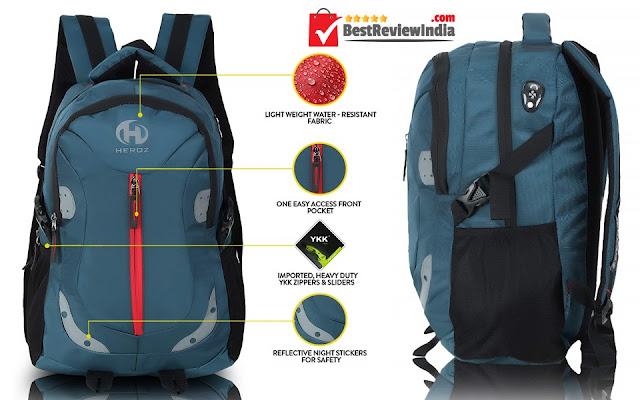 HEROZ Harbour Unisex Laptop Backpack