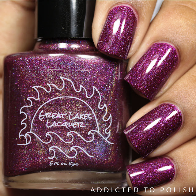 Great Lakes Lacquer Love is Not a Victory Mary