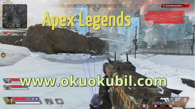 Apex Legends Yeni Aimbot, Wallhack, ESP BOX + Kaynak Hileli İndir 2020