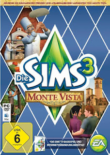 Download Game The Sims 3 Monte Vista Free PC Full Version