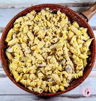 slimming world vegetarian recipe Creamy Spinach & Broccoli Pasta low syn