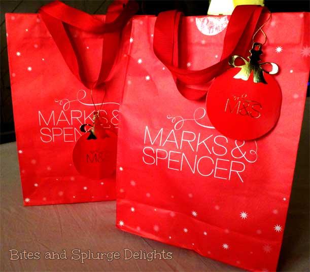 Bites And Splurge Delights Marks Spencer Gift Ideas