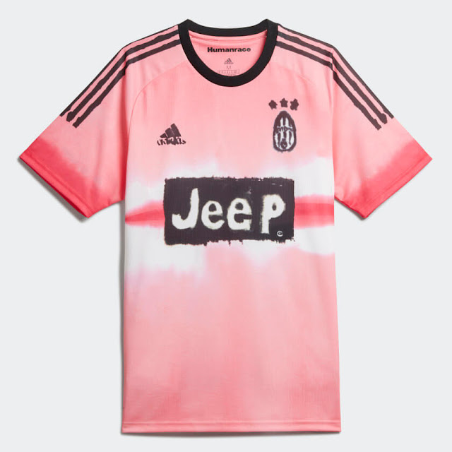 Adidas Juventus Humanrace Jersey