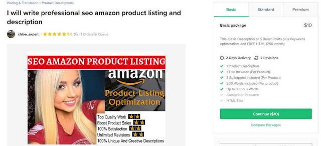 Fiver фриланс биржа, на которой можно найти исполнителя на мелкие онлайн услуги