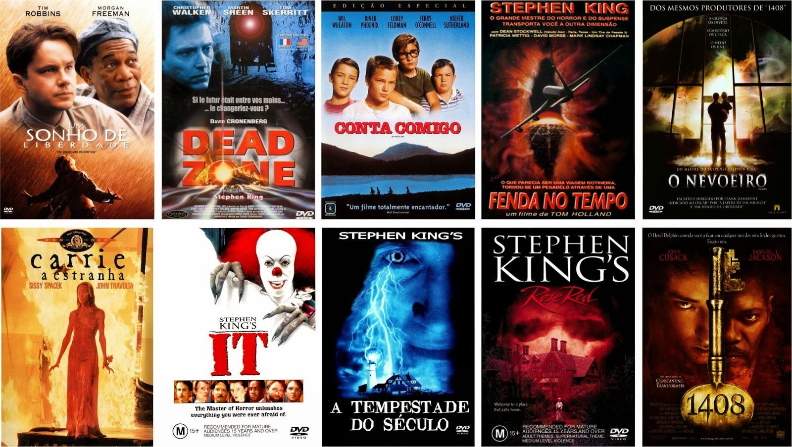 Filme Stephen King