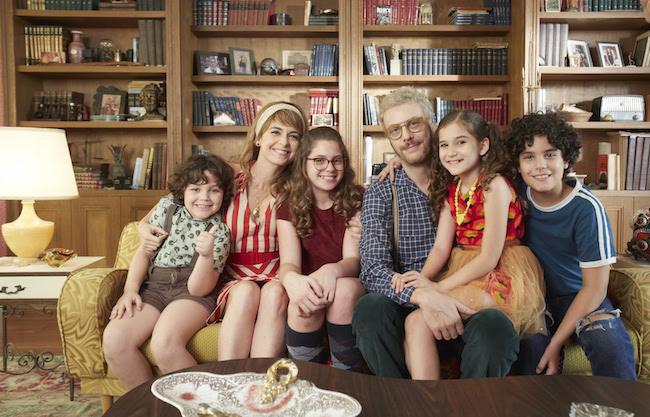 """Estréia """"Valentins – Uma Família Muuuito Esperta"""" no Gloob"""