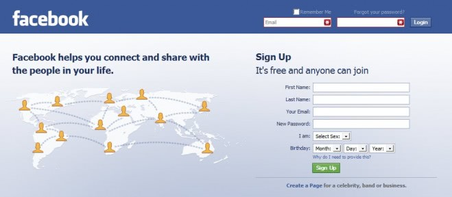 Not Full Page Facebook Welcome Site Login Home upon, players