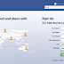 Facebook Login Homepage Screen