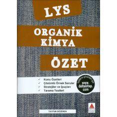 Delta LYS Organik Kimya Özet