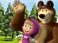 Download Video Masha and The Bear Subtitle Indonesia Gratis