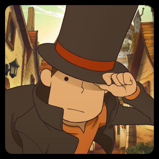 حصريا تحميل اللعبه الجديده Layton: Curious Village in HD المدفوعه 10$ مجانا