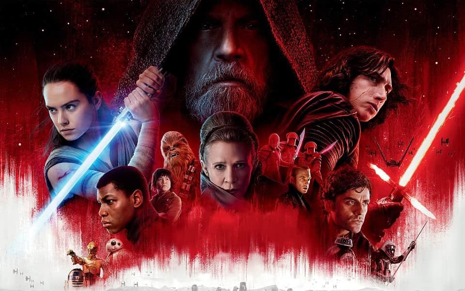 Звёздные войны Последние джедаи, Star Wars The Last Jedi, Звёздные войны, Последние джедаи, Star Wars, The Last Jedi, Фантастика, Рецензия, Обзор, SciFi, Review