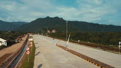 Sudah Capai 60 Persen, Pembebasan Lahan Tol Padang-Pekanbaru