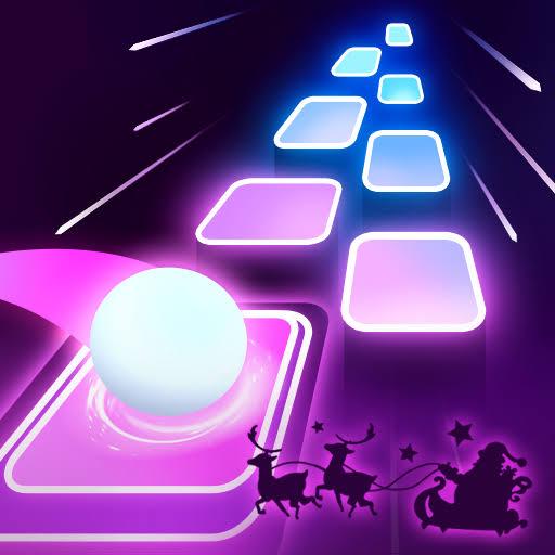 Tiles Hop: Forever Dancing Ball v3.3.0 Apk Mod [Dinheiro Infinito]