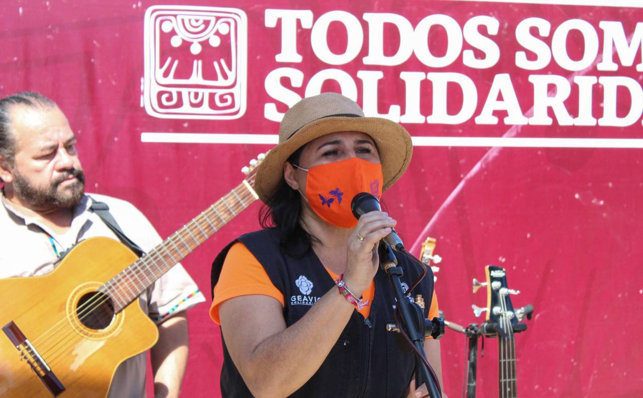 Día Naranja Gobierno de Solidaridad