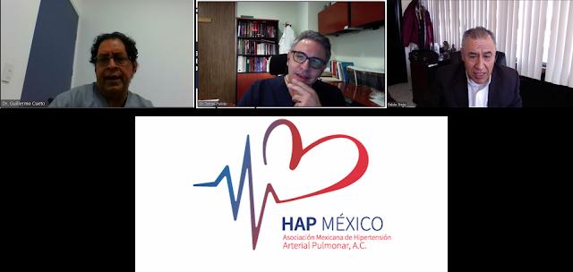 Pacientes con Hipertensión Pulmonar: grupo altamente vulnerable durante la pandemia