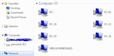 cara membobol PC Komputer yang ada di warnet