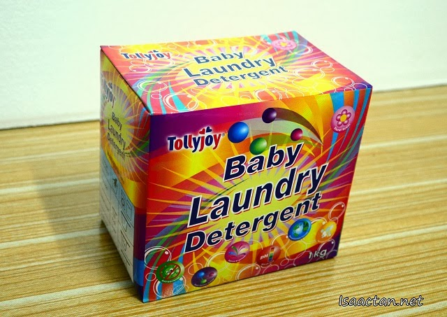 #1 Tollyjoy Baby Laundry Detergent