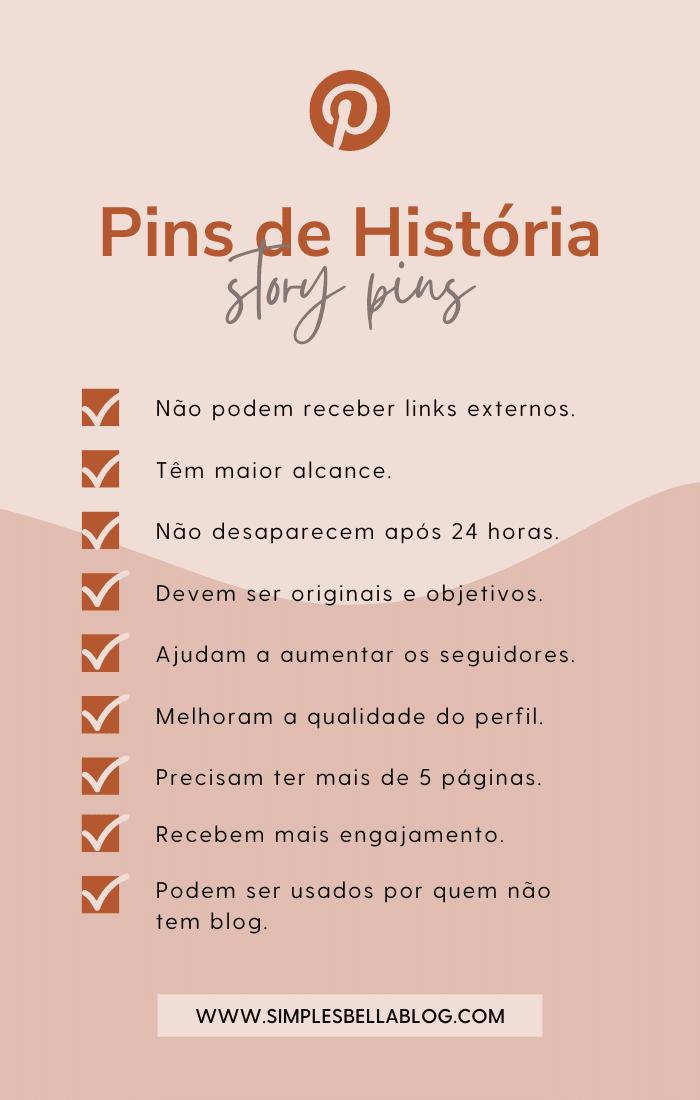 Pins de História no Pinterest: o que são e como usá-los?