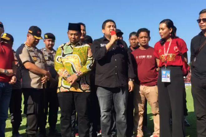 Ditunda, PSM Makassar Ancam Tidak Akan Ikut Lagi Dalam Pertandingan