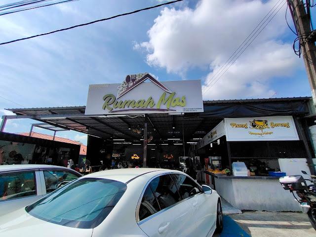Laksa Johor Rumah Mas Orang Kata Sedap Tapi Bagi Tekak Aku Tidak