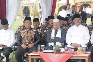 Pembukaan Musabaqah Tilawatil Quran (MTQ) Tingkat Kabupaten Majalengka     ke 48 Tahun 2018