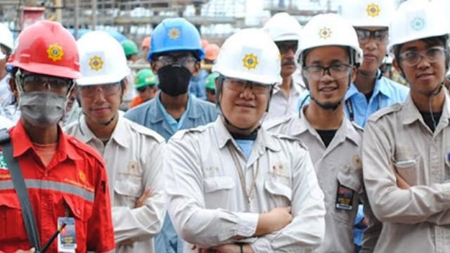 Lowongan Kerja Pressure Vessel Enginer PT Gunanusa Utama Fabricators (Gunanusa) Cilegon