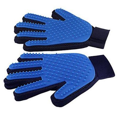 купить перчатку для вычесывания шерсти