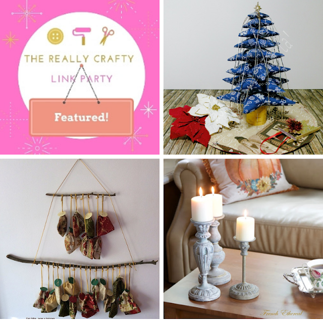 The Really Crafty Link Party #143 featured posts