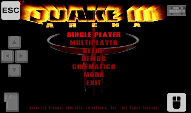 Quake 3 Arena download APK+DATA