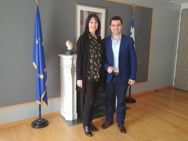 Ήγουμενίτσα: Θετικά βλέπει η υπουργός τουρισμού τη δημιουργία μαρίνας στην Ηγουμενίτσα