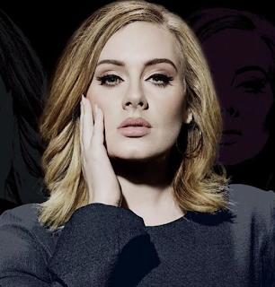 Foto Adele Terbaru