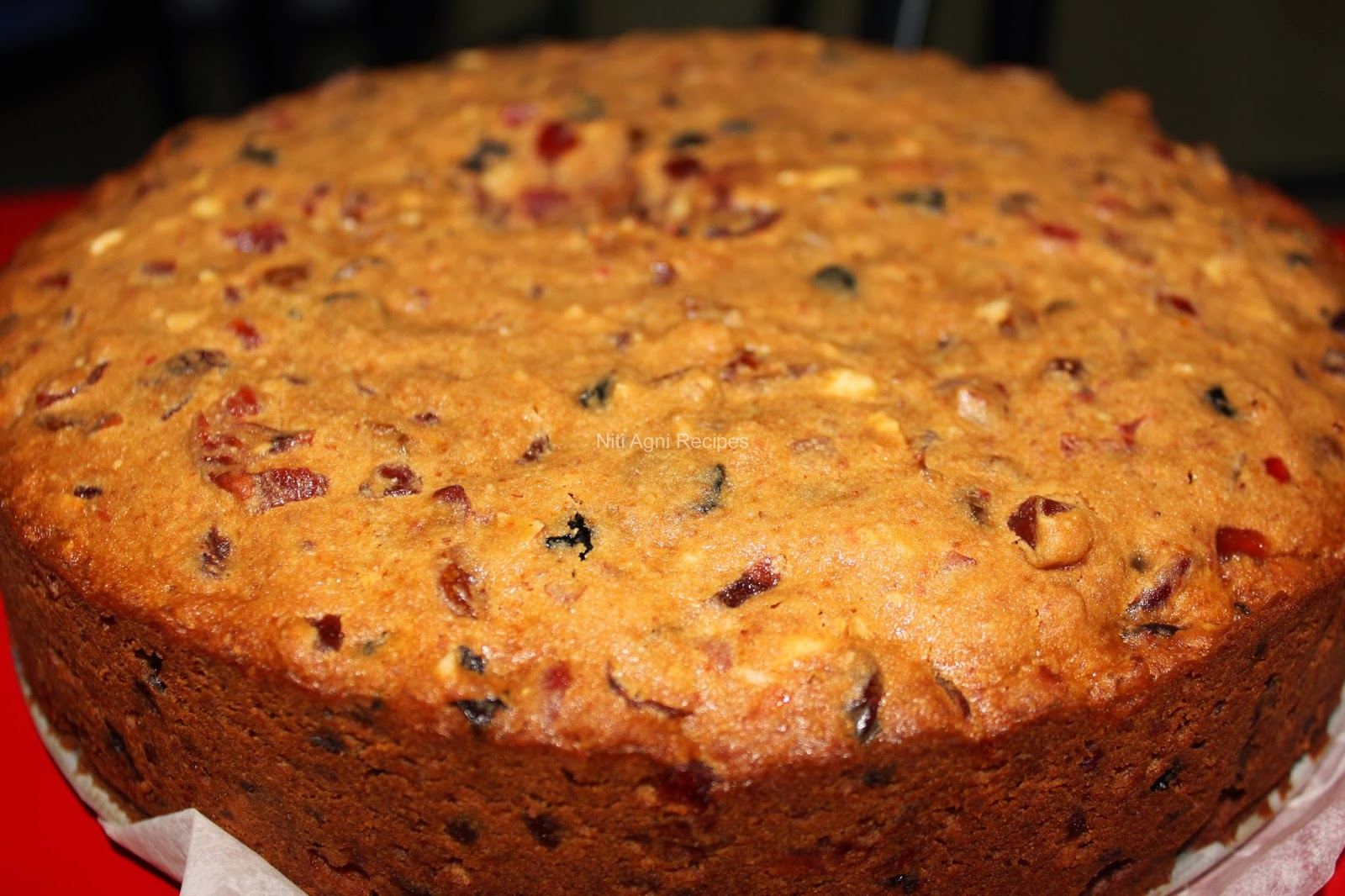 Rum Soaked Cake That Takes Weeks To Make