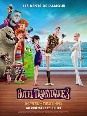 Hotel Transylvania 3 Summer Vacation Movie Poster 6