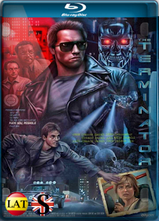 El Exterminador (1984) REMUX 1080P LATINO/ESPAÑOL/INGLES
