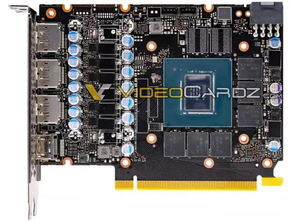 NVIDIA GeForce RTX 3060 Referans PCB