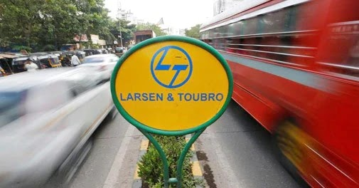 Larsen and Toubro Logo: L&T Defence Conferred Green Channel Status by Defence Ministry