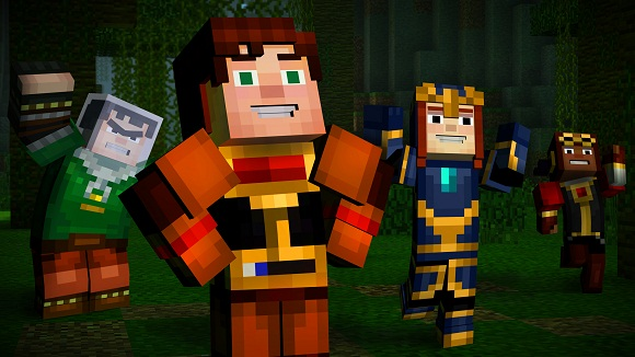 Minecraft Story Mode Episode 01 - 08 PC Full Version Screenshot 2