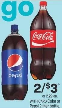 FREE Coca-Cola Classic at CVS