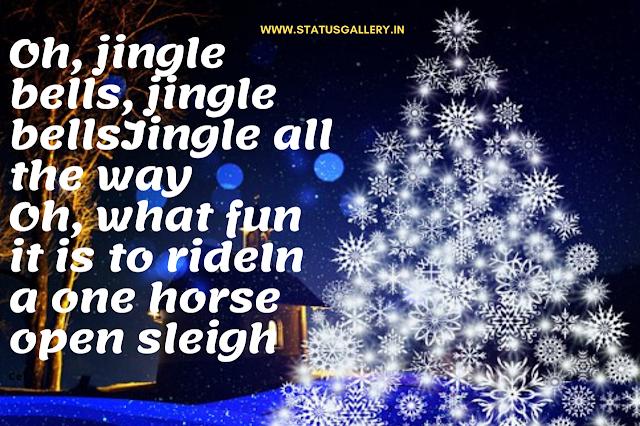 Jingle Bell Jingle Bell, Jingle All the Way