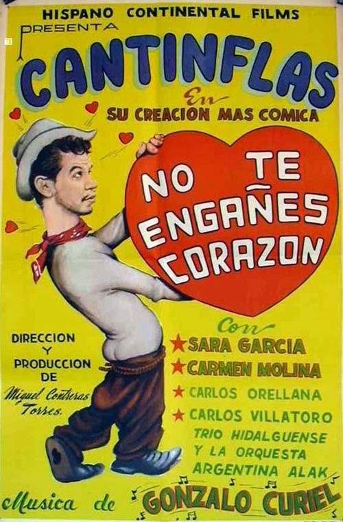 No Te Engañes Corazon - 1936