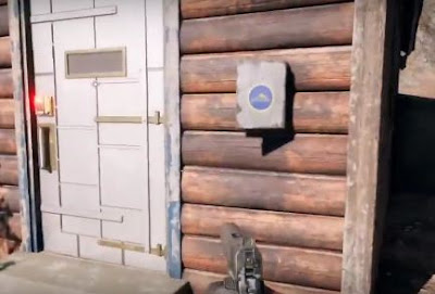 Unwelcome Guest, Prepper Stash, Secret Bunker Door, Jacob's Region, Far Cry 5