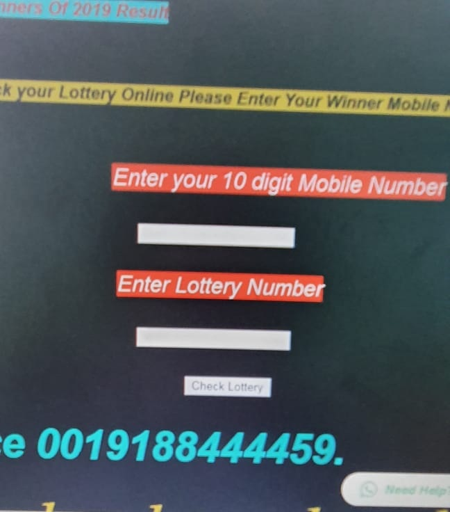 check online kbc lottery