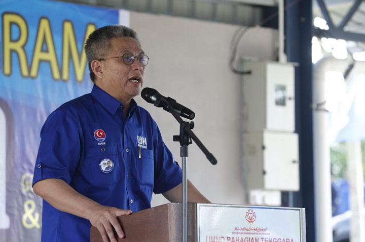 Dr Adham Baba Menteri Kesihatan Kabinet 2020